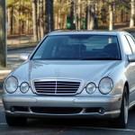 Average Credit Score Auto Insurance For 2001 Mercedes E55 AMG