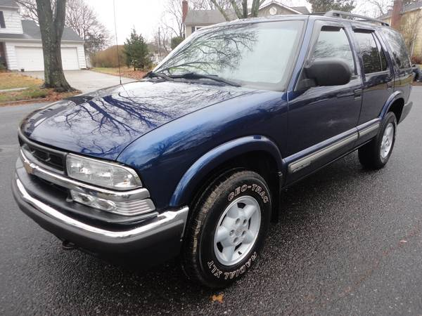 State Farm Insurance Rate Quote For 2001 CHEVROLET BLAZER 2WD WAGON 4 DOOR - 4.3L V6  FI  OHV  12V NF2 $112.91 Per Month 9413644