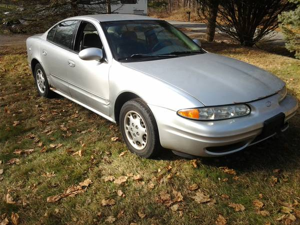 State Farm Insurance Rate Quote For 2001 OLDSMOBILE ALERO GL SEDAN 4 DOOR $147.46 Per Month 1124103209