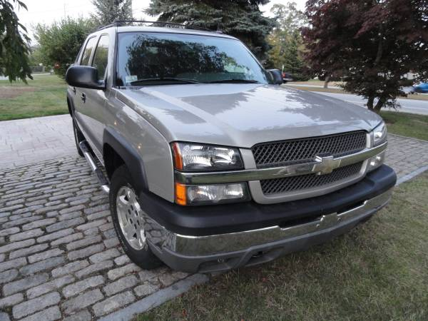 State Farm Insurance Rate Quote For 2004 CHEVROLET AVALANCHE C1500 WAGON 4 DOOR $214.65 PER MONTH 1114103190