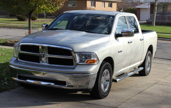 State Farm Insurance Rate Quote For 2009 DODGE RAM 1500 CREW PICKUP $189.50 Per Month 8924758