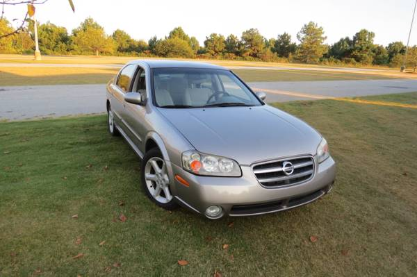 Esurance Rate Quote For 2002 NISSAN MAXIMA GLEGXESE 2WD SEDAN 4 DOOR - 3.5L V6  MPI DOHC 24V NM4 $141.72 Per Month