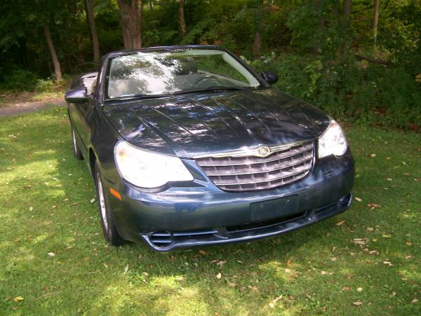 Farmers Insurance Rate Quote For 2008 CHRYSLER SEBRING 2WD CONVERTIBLE - 2.4L L4  SFI DOHC 16V NS4 $219.82 Per Month 9413277