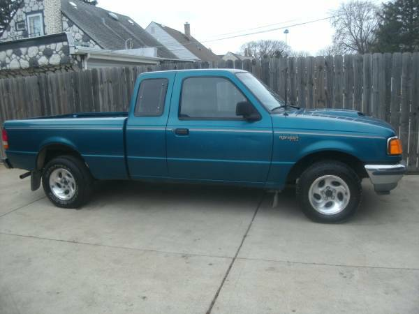 GEICO Rate Quote For 1994 FORD RANGER 2WD SUPER CAB PICKUP - 2.3L L4  FI  OHV      NF $165.97 Per Month