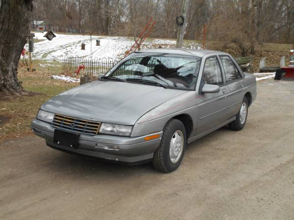 GEICO Rate Quote For 1995 CHEVROLET CORSICA 2WD SEDAN 4 DOOR - 2.2L L4  MPI OHV   8V NM2 $101.79 Per Month 9414176