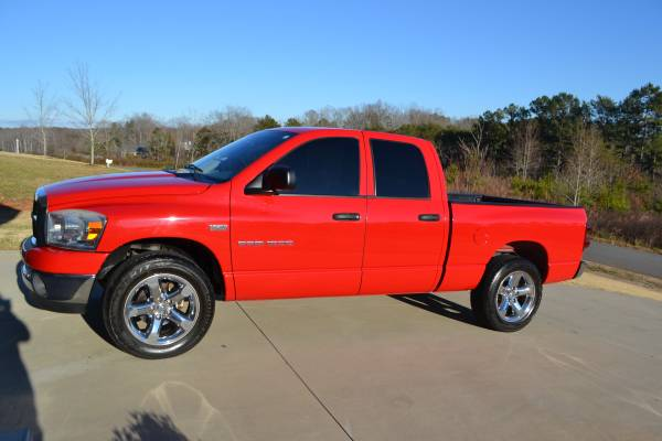 GMAC Insurance Rate Quote For 2007 DODGE RAM 1500 ST 2WD PICKUP - 3.7L V6  SFI OHV      NS4 $48.31 Per Month 9413857