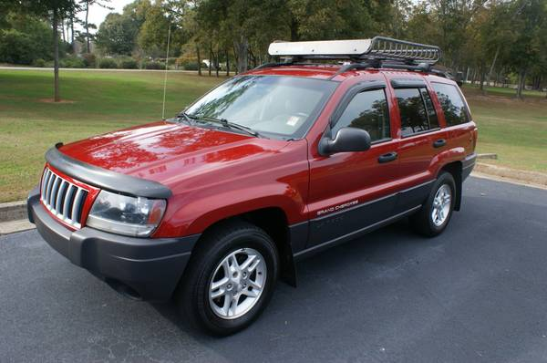 Geico Insurance Rate Quote For 2004 JEEP GRAND CHEROKEE OVERLAND 4WD WAGON 4 DOOR - 4.7L V8 $117.86 Per Month 9413331