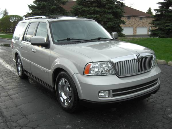 Progressive Rate Quote For 2006 LINCOLN NAVIGATOR 2WD WAGON 4 DOOR - 5.4L V8  SFI SOHC     NS4 $37.63 Per Month