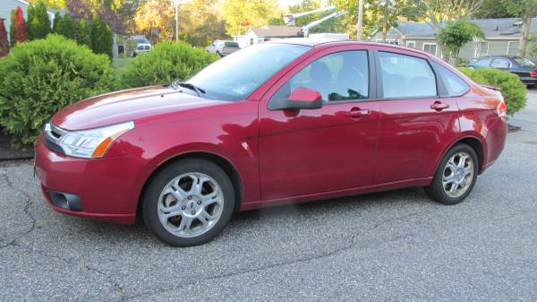 Progressive Rate Quote For 2009 FORD FOCUS SE COUPE $135.72 Per Month
