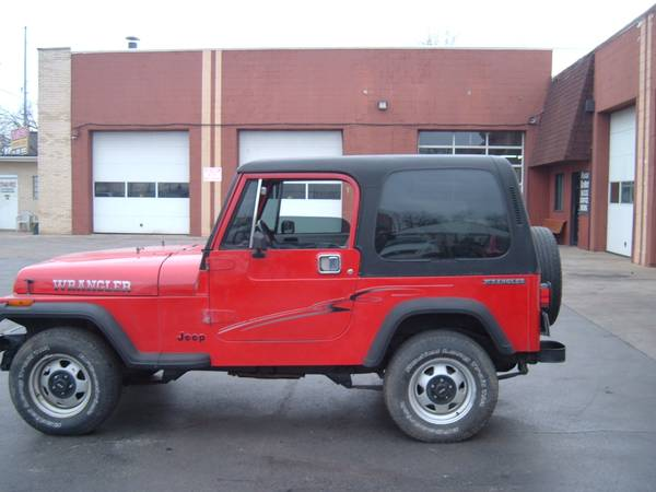 State Farm Insurance Rate Quote For 1990 JEEP WRANGLERYJ 4WD WAGON 2 DOOR - 2.5L L4  FI           NF $121.02 Per Month 9414545