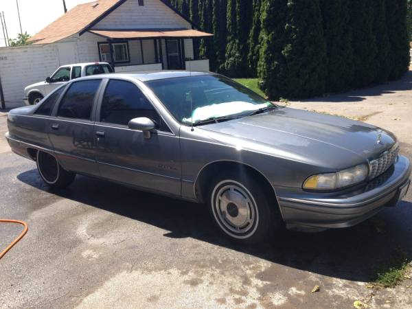 State Farm Insurance Rate Quote For 1992 CHEVROLET CAPRICE SEDAN 4 DOOR $137.5 Per Month