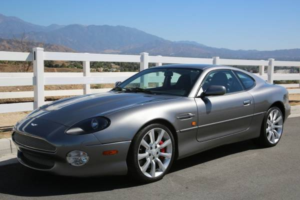 State Farm Insurance Rate Quote For 2002 ASTON MARTIN VANQUISH 2WD COUPE - 5.9L V12 FI           NF $32.56 Per Month