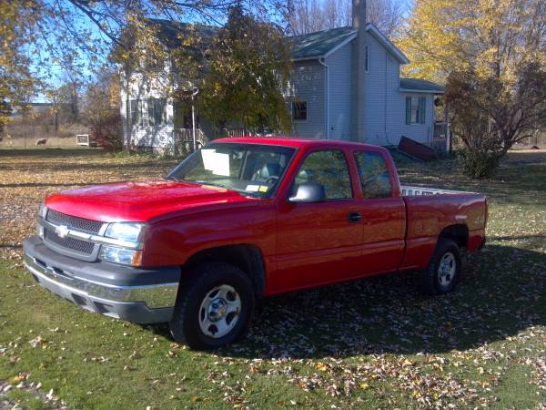 State Farm Insurance Rate Quote For 2003 CHEVROLET C1500 SILVERADO 4 DOOR EXT CAB PK $127.14 Per Month