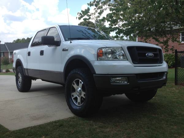 State Farm Insurance Rate Quote For 2004 FORD F150 SUPERCREW 4WD CREW PICKUP - 5.4L V8  FI  SOHC     NF $26.84 Per Month 9413743