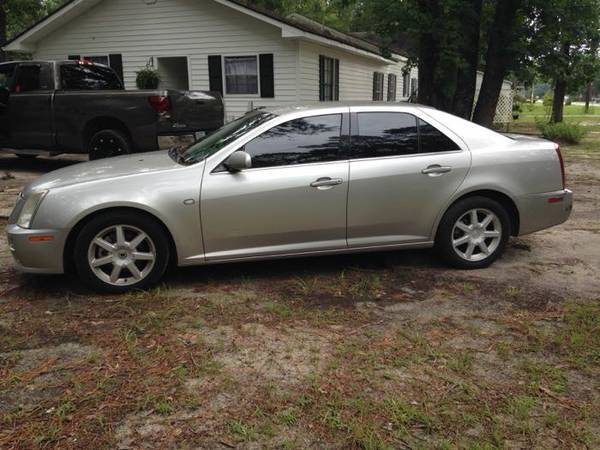 State Farm Insurance Rate Quote For 2005 CADILLAC STS 2WD SEDAN 4 DOOR - 3.6L V6  SFI          NS $192.82 Per Month 9414059