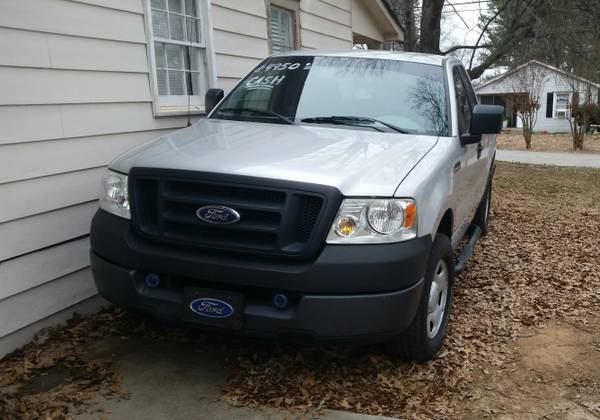 State Farm Insurance Rate Quote For 2005 FORD F150 2WD PICKUP - 4.2L V6  FI           NF $115.16 Per Month