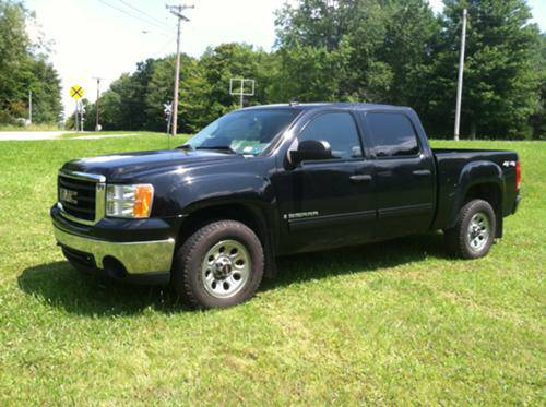 State Farm Insurance Rate Quote For 2008 GMC SIERRA C1500 4 DOOR EXT CAB PK $43.53 Per Month