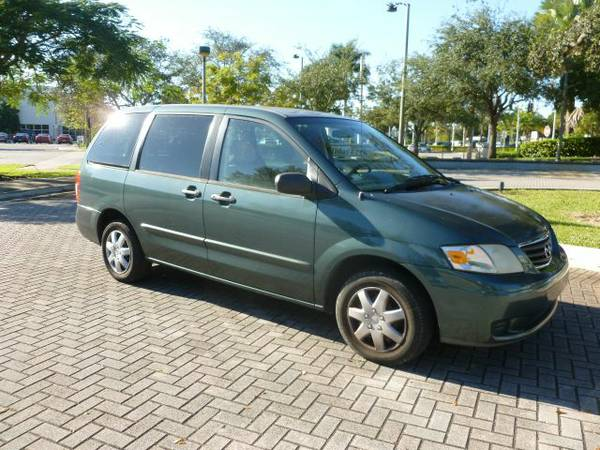 State Farm Rate Quote For 2001 MAZDA MPV WAGON 2WD SPORT VAN - 2.5L V6  FI  DOHC 24V NF4 $135.56 Per Month 9413966