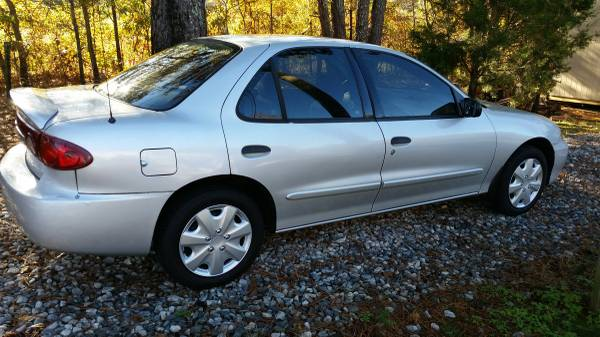 State Farm Rate Quote For 2003 CHEVROLET CAVALIER LS 2WD SEDAN 4 DOOR - 2.2L L4  MPI DOHC     NM $49.37 Per Month 9413452
