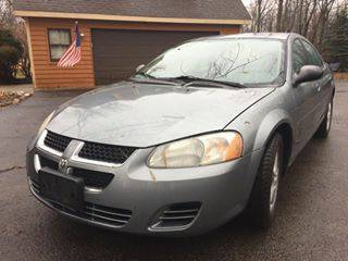 State Farm Rate Quote For 2006 DODGE STRATUS SXT 2WD SEDAN 4 DOOR - 2.4L L4      OHV      NF2 $64.66 Per Month 9414157