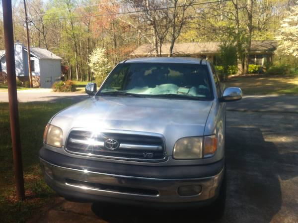 USAA Insurance Rate Quote For 2000 TOYOTA TUNDRA ACCESS CAB SR5 2WD 4 DOOR EXT CAB PK - 3.4L V6  FI  DOHC 24V NF4 $129.94 Per Month