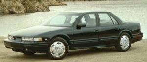 USAA Rate Quote For 1996 OLDSMOBILE CUTLASS SUPREME SL 2WD SEDAN 4 DOOR - 3.4L V6  FI           NF $177.65 Per Month 9413436