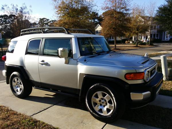 USAA Rate Quote For 2007 TOYOTA FJ CRUISER 4WD WAGON 4 DOOR - 4.0L V6  FI  DOHC 24V NF4 $125.84 Per Month