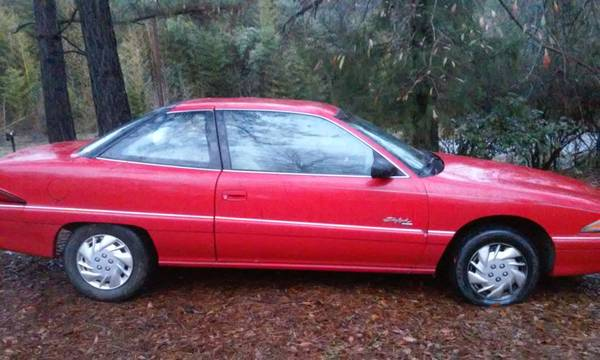 AAA Insurance Rate Quote For 1997 BUICK SKYLARK CUSTOM LIMITED COUPE $49.42 Per Month