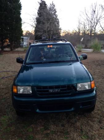 AAA Insurance Rate Quote For 1999 ISUZU RODEO S LS LSE 2WD WAGON 4 DOOR - 3.2L V6  FI  DOHC     NF $94.39 Per Month