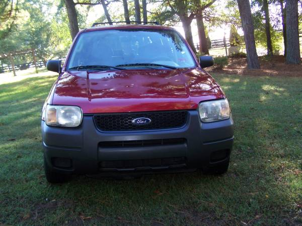 AAA Insurance Rate Quote For 2003 FORD ESCAPE XLS ESCAPE-WAGON 4 DOOR $148.55 Per Month