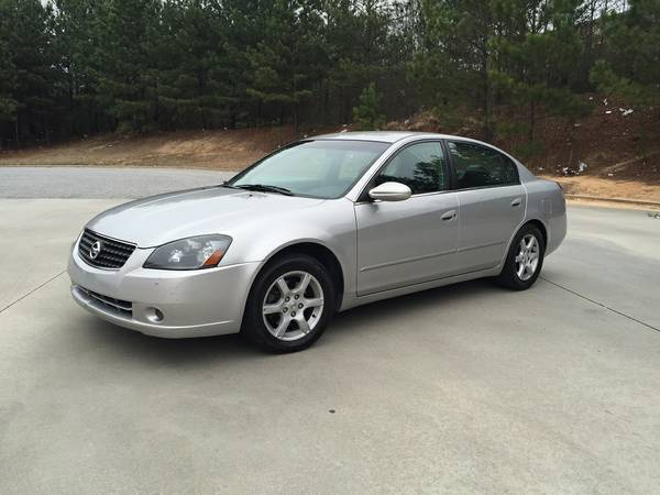 AAA Insurance Rate Quote For 2006 NISSAN ALTIMA S SL 2WD SEDAN 4 DOOR - 2.5L L4  SFI DOHC 16V NS4 $138.25 Per Month