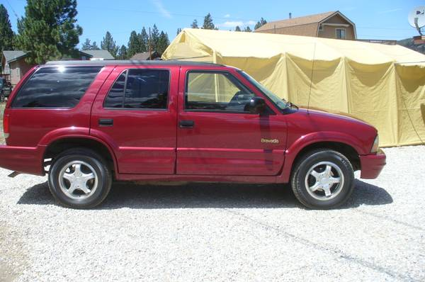 Allstate Insurance Rate Quote For 1999 OLDSMOBILE BRAVADA 4WD WAGON 4 DOOR - 4.3L V6  FI           NF $79.02 Per Month
