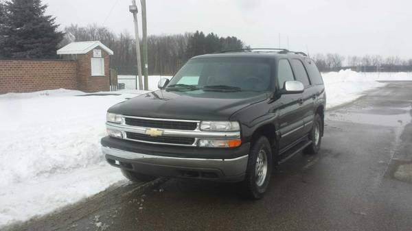 Allstate Insurance Rate Quote For 2000 CHEVROLET TAHOE K1500 4WD WAGON 4 DOOR - 5.7L V8  MPI OHV      NM2 $114.65 Per Month