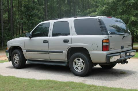 Allstate Insurance Rate Quote For 2005 CHEVROLET C1500 TAHOE TAHOE C1500-WAGON 4 DOOR $185.74 Per Month