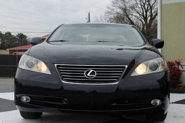 Allstate Insurance Rate Quote For 2007 LEXUS ES 350 2WD SEDAN 4 DOOR - 3.5L V6  SFI DOHC 24V NS4 $74.14 Per Month