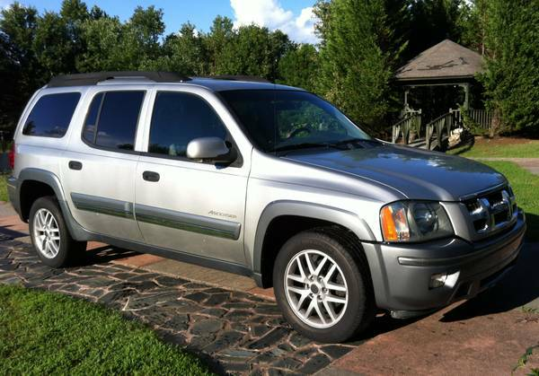 American Manufacturers Rate Quote For 2004 ISUZU ASCENDER S LS LTD 4WD WAGON 4 DOOR - 4.2L L6  MPI DOHC     NM $198.89 Per Month