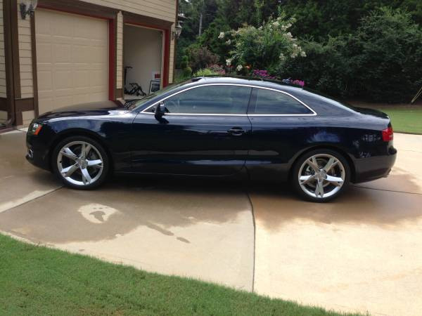 Farm Bureau Rate Quote For 2011 AUDI A5 QUATTRO PRESTIGE 2WD COUPE - 2.0L L4  DIR DOHC 16V  D4 $134.52 Per Month