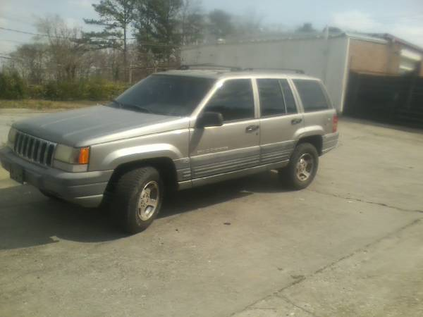 GEICO Insurance Rate Quote For 1998 JEEP GRAND CHEROKEE LAREDO SE 2WD WAGON 4 DOOR - 4.0L L6  FI           NF $156.23 Per Month 9416765