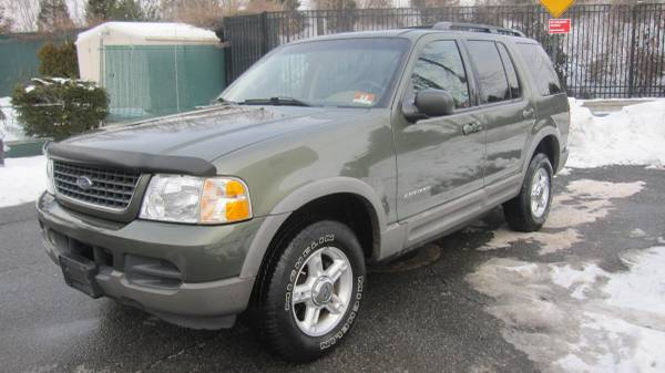 GEICO Insurance Rate Quote For 2002 FORD EXPLORER EDDIE BAUER 2WD WAGON 4 DOOR - 4.0L V6  FI  SOHC     NF $185.61 Per Month 9416899