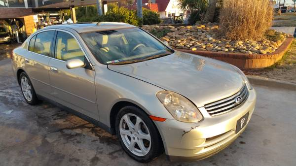 GEICO Insurance Rate Quote For 2004 INFINITI G35 AWD SEDAN 4 DOOR $190.1 Per Month