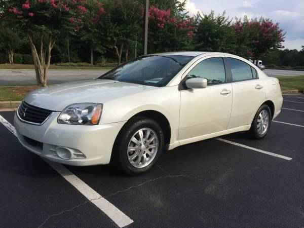GEICO Insurance Rate Quote For 2009 MITSUBISHI GALANT ES 2WD SEDAN 4 DOOR - $201 Per Month