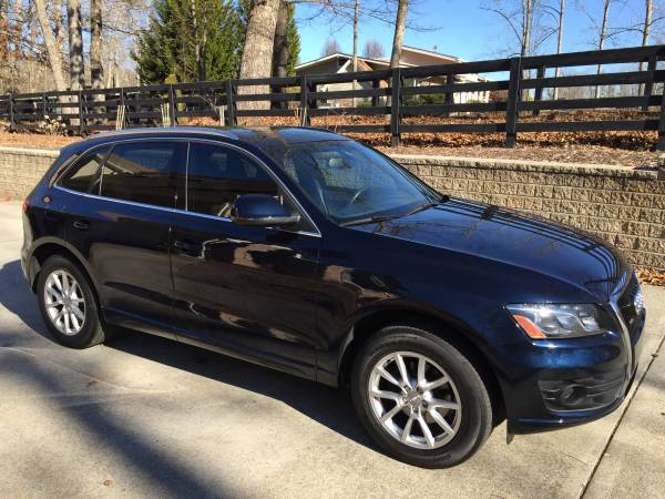 Liberty Mutual Insurance Rate Quote For 2010 AUDI Q5 PREMIUM PLUS 4WD WAGON 4 DOOR - 3.2L V6  FI  DOHC 24V NF4 $106.99 Per Month 9418457