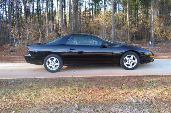 Nationwide Insurance Rate Quote For 1997 CHEVROLET CAMARO RS 2WD CONVERTIBLE - 3.8L V6 MPI OHV 12V NM2 $50.1 Per Month