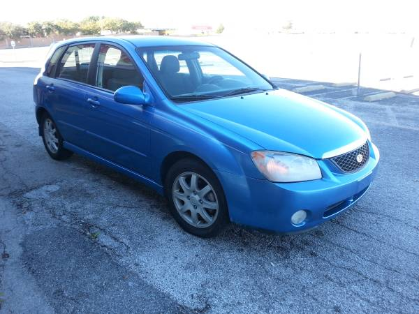 Nationwide Insurance Rate Quote For 2006 KIA SPECTRA5 HATCHBACK 4 DOOR $95.41 Per Month