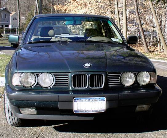Progressive Insurance Rate Quote For 1990 BMW 525I 525I-SEDAN 4 DOOR $212.79 Per Month