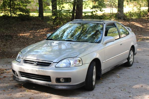 Progressive Insurance Rate Quote For 1999 HONDA CIVIC EX 2WD SEDAN 4 DOOR - 1.6L L4  PFI      16V  P $95.99 Per Month