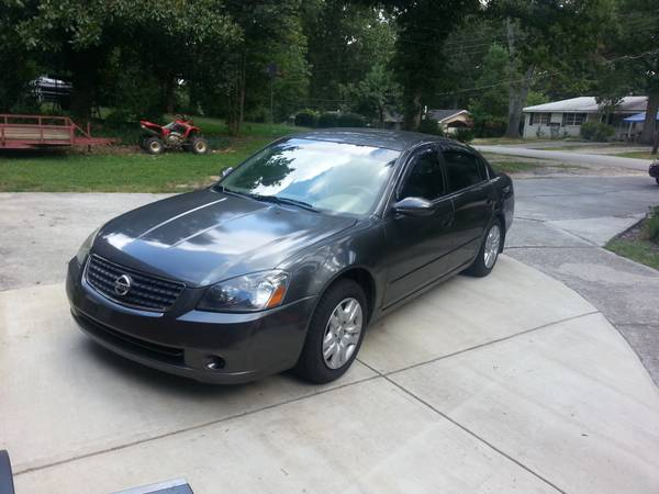 Progressive Insurance Rate Quote For 2006 NISSAN ALTIMA S SL 2WD SEDAN 4 DOOR - 2.5L L4  SFI DOHC 16V NS4 $166.26 Per Month