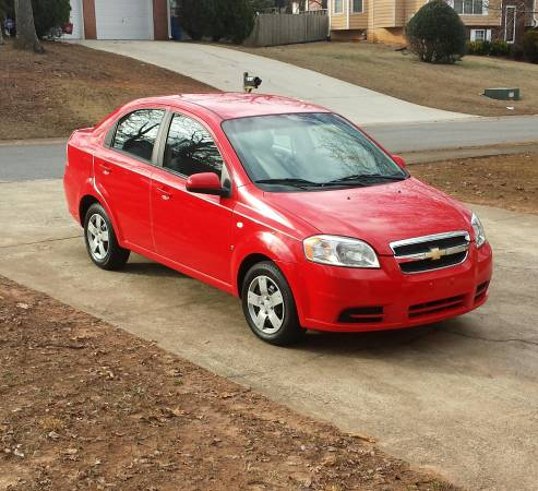 Progressive Insurance Rate Quote For 2007 CHEVROLET AVEO LS 2WD SEDAN 4 DOOR - 1.6L L4  MPI          NM $95.69 Per Month