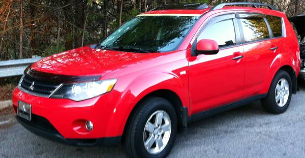 Progressive Insurance Rate Quote For 2007 MITSUBISHI OUTLANDER ES LS 2WD WAGON 4 DOOR - 3.0L V6  FI  SOHC     NF $144.93 Per Month