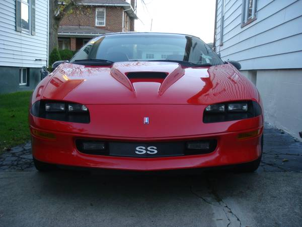 State Farm Insurance Rate Quote For 1996 CHEVROLET CAMARO RS 2WD COUPE - 3.8L V6  MPI OHV  12V NM2 $81.63 Per Month